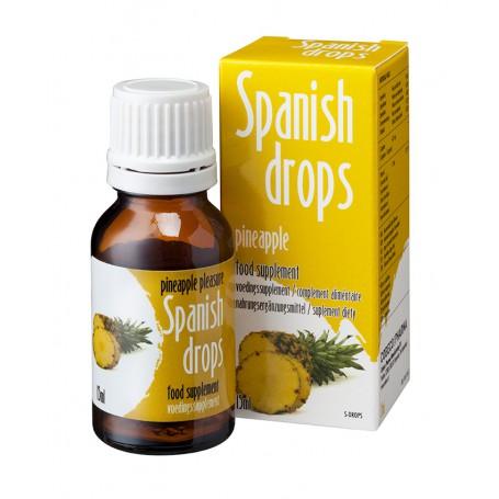 Španělské mušky PINEAPPLE PLEASURE | Cobeco Pharma