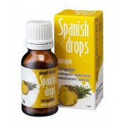 Španělské mušky PINEAPPLE PLEASURE