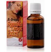 Španělské mušky EXTRA 30 ml