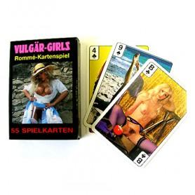 Erotické RETRO KARTY 55 ks