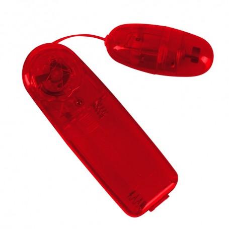 Vibrační vajíčko You2Toys BULLET IN RED | You2Toys