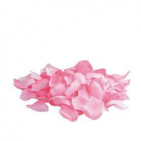 Lístky RŮŽOVÝCH růží 150 ks
