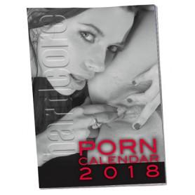 Kalendář PORNO 2018