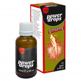 Kapky ERO MEN POWER GINSENG DROPS 30 ml
