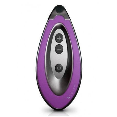 Masážní strojek na klitoris B SWISH Bsoft lila
