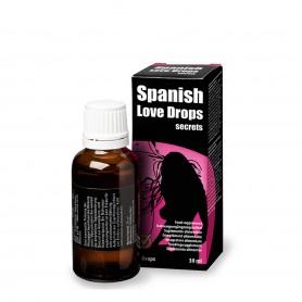 Kapky SPANISH LOVE DROPS 30 ml