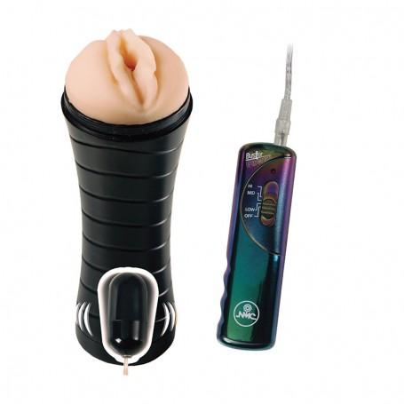 Vagína NITE RIDER Flashlight vibrační | NMC