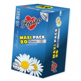 Kondom Pepino Classic MAXI Pack 20 ks