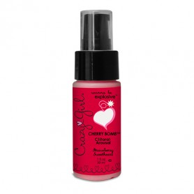 Gel CRAZY GIRL CLITORAL AROUSAL Strawberry Sweetheart 30 ml
