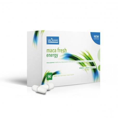 MACA FRESH ENERGY 90 tbl. | Valavani
