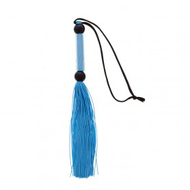 Důtky GP SILICONE FLOGGER WHIP blue