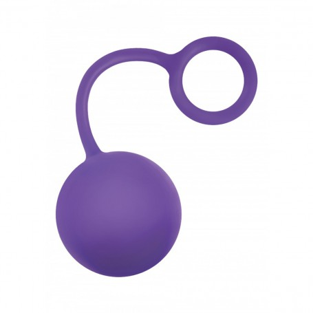 Vaginální činka INYA Cherry Bomb purple