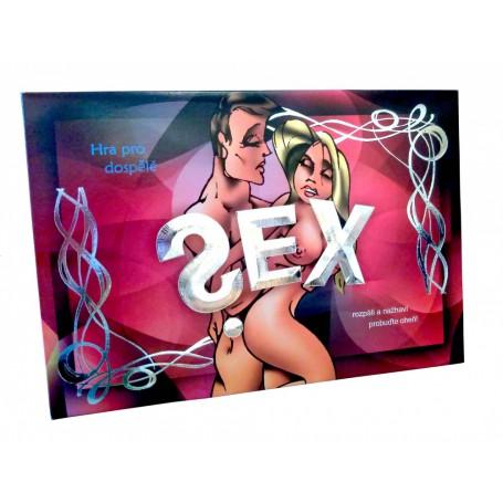 Erotická desková hra SEX?