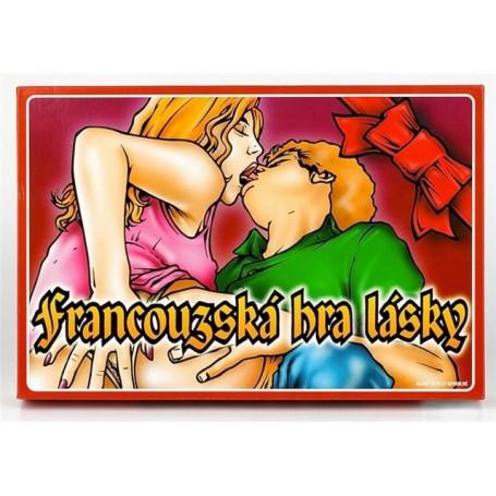 Erotická hra FRANCOUZSKÁ HRA LÁSKY | Divja