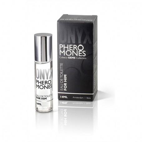 Parfém s feromony pro muže ONYX PHEROMONES 14 ml | Cobeco Pharma