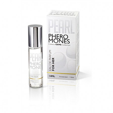Parfém s feromony pro ženy PEARL PHEROMONES 14 ml | Cobeco Pharma