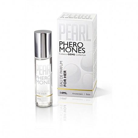 Parfém s feromony pro ženy FEMALE PHEROMONES 20 ml