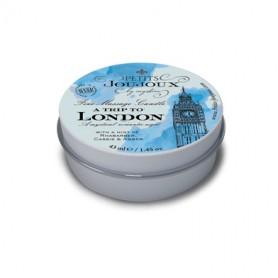 Svíčka masážní PETITS JouJoux LONDON 33 g