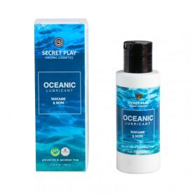 Lubrikační gel SECRET PLAY Oceanic Wakame and Nori 100 ml