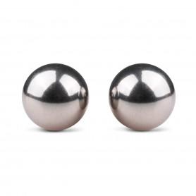 Venušiny kuličky BEN WA BALLS 20 mm stříbrné