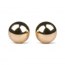 Venušiny kuličky BEN WA BALLS 22 mm zlaté