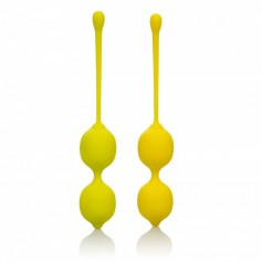 Sada Calexotics KEGEL TRAINING SET lemon