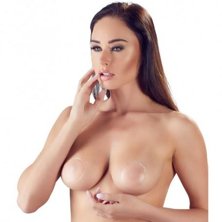 Lepítka na bradavky Cottelli Collection Silicone Nipple Cover