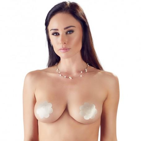 Lepítka na bradavky Cottelli Collection Cloth Nipple Cover