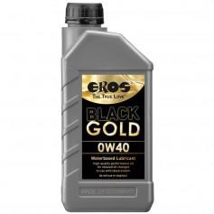 Lubrikační gel Eros Black Gold OW40 1l