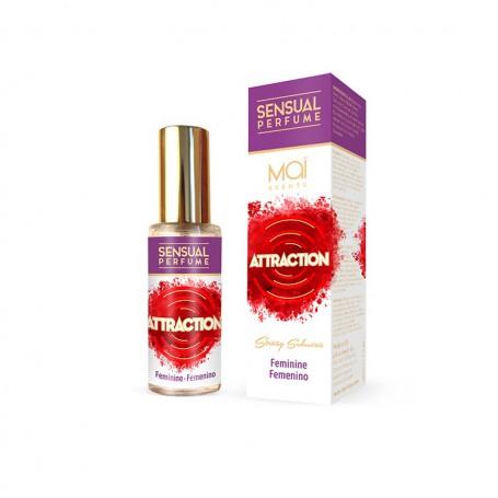 Parfém MAI PHERO PERFUME FEMININE 30 ml