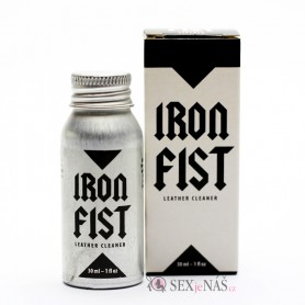 Čistič na kůži Poppers IRON FIST 30 ml