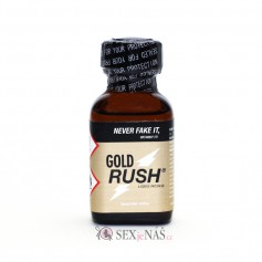 Čistič na kůži Poppers GOLD RUSH 24 ml