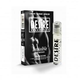 Feromony DESIRE Invisible bez parfému - pro muže