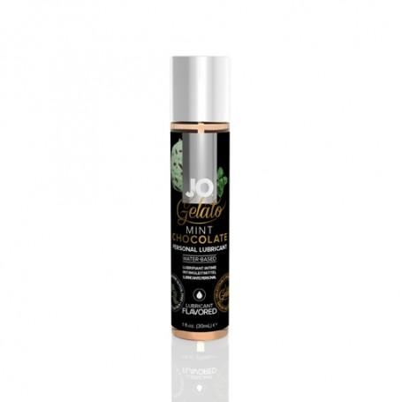 Lubrikační gel JO Gelato Mint Chocolate Lubricant 30 ml
