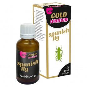 Španělské mušky WOMEN GOLD 30 ml