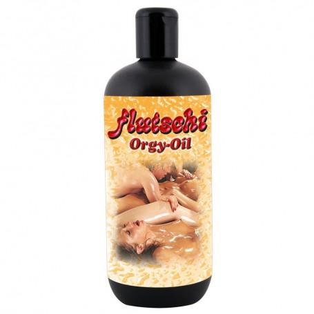 Tělový olej FLUTSCHI ORGY OIL 500 ml
