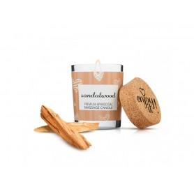 Masážní svíčka MAGNETIFICO - ENJOY IT! Sandalwood 70 ml