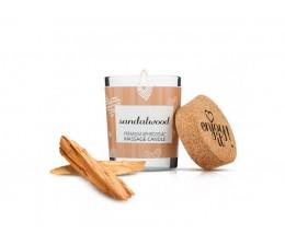 Masážní svíčka MAGNETIFICO - ENJOY IT! Sandalwood 70 ml