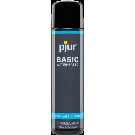 Lubrikační gel PJUR BASIC waterbased 100 ml