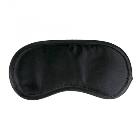 Maska na oči EASY TOYS Satin Eye Mask černá | EasyToys
