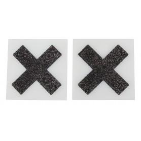 Lepítka na bradavky Titty Stickers X