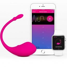 Vibrační vajíčko LOVENSE LUSH REMOTE BULLET pink