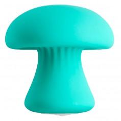 Masážní vibrátor Cloud 9 Mushroom Massager teal