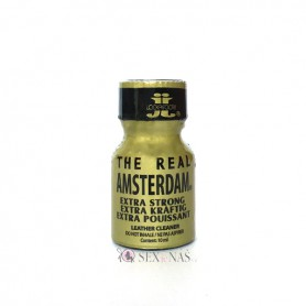Čistič na kůži Poppers REAL AMSTERDAM Extra Strong 10 ml