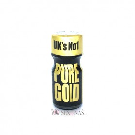 Čistič na kůži Poppers PURE GOLD 10 ml