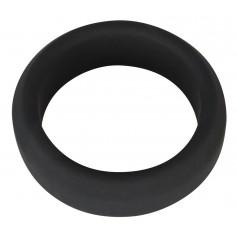 Erekční kroužek na penis BLACK VELVETS 3,8 cm