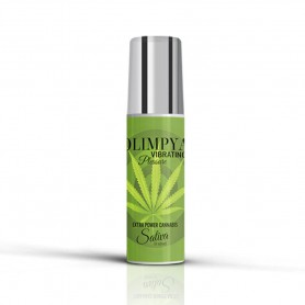 Gel OLIMPYA VIBRATING PLEASURE EXTRA SATIVA CANNABIS
