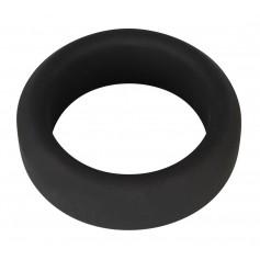 Erekční kroužek na penis BLACK VELVETS 3,2 cm