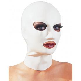 Maska LATEXOVÁ bílá