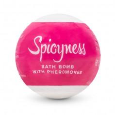 Olej Obsessive SPICINESS BATH BOMB with pheromones